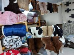 Natural wool products, kitchen products