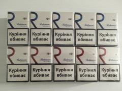 Продам оптом сигареты Rotmans royals красный, синий