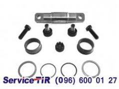 Repair kits for the clutch fork for auto DAF
