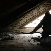 Утеплення монолітним пінобетоном покрівлі, стін, підлог, перекриттів