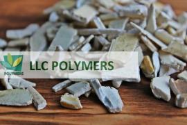 We buy plastic waste: crushed polystyrene